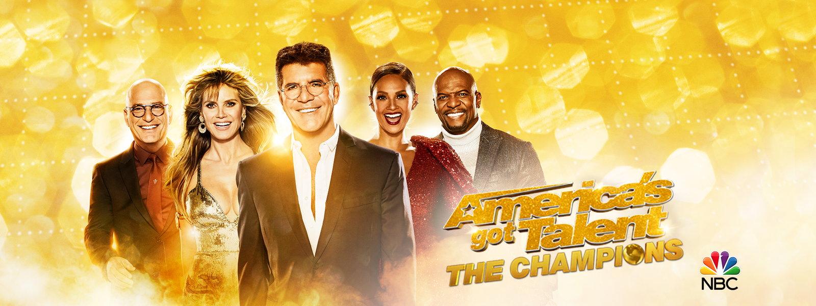 Americas got talent 2017 on hulu -