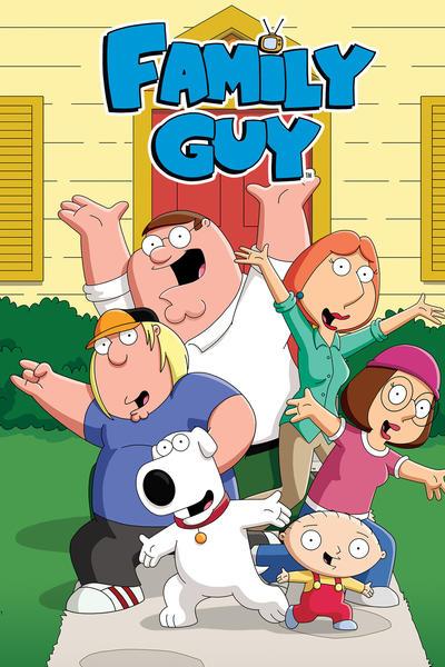 Family Guy Serie