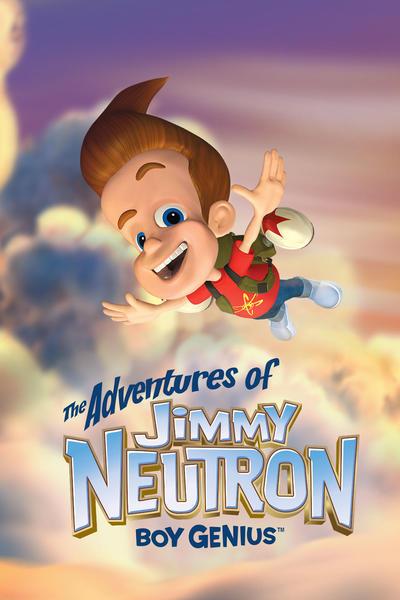 Jimmy Neutron Serien Stream